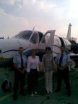 S firmami PENTA Investments a AERO Vodochody - privatizace Avioane Craiova